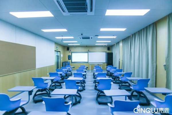 以赛促教,青鹿助力上海信息技术学校开展信息化教学探索