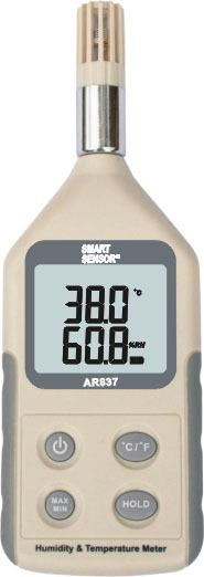 温湿度计 AR837
