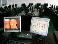 同声传译训练系统
