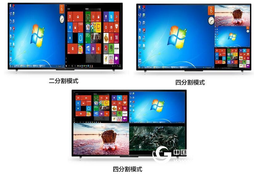 尼科NK-HD3004SDIQ高清HD-SDI四画面分割器