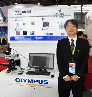 奥林巴斯:高级的显微观察 便捷的显微操作