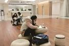 大学图书馆设冥想区 发呆沉思都能来