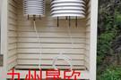 大蒜种植自动气象站监测系统组网成功