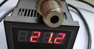 -50-350度红外线测温仪红外温度传感器模块4-20mA