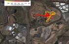 用于测量垃圾填埋场的无人机系统开发试验