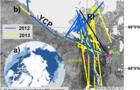 加拿大麦肯齐三角洲的陆上非连续永久冻土层的强地质甲烷排放