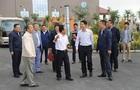 嘉峪关市市长丁巨胜调研新建学校幼儿园使用情况并出席集中启动仪式