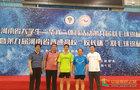 河南工学院在河南省高校第九届羽毛球比赛中荣获佳绩