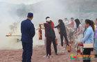 百色学院组织开展消防安全实操培训演练