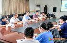 淮北师范大学李福华副校长到计算机科学与技术学院调研