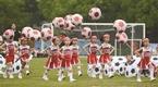 苍南100多所学校开展校园足球运动