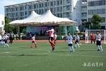 安徽省桐城市第四届中小学校园足球联赛顺利闭幕