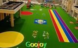 人造草皮價格_谷悅幼兒園人造草坪