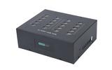 西普萊A-210p工業級20口USB2.0分線器HUB集線器手機批量刷機復制拷貝充電