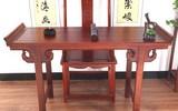老师桌仿古实木国学桌中式国学课桌椅清仓书法桌子双人教师书画桌