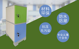 际云教育设备-ABS环保书包柜-学生书包柜-学生存储柜