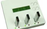 佑华拷贝机品牌  一拖二 闪存卡/USB/CF卡拷贝机 读卡器支持SD TF CF卡复制 拷贝系统  UB-J3008