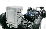 汽车教具 汽车教学实训设备 北汽纯电动汽车全车电器模组拆讲理实一体化实操平台 新能源实训设备