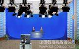 虛擬演播室建設及演播室燈光