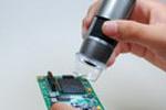 手持式数码显微镜