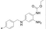 現貨 Retigabine/瑞替加濱 HPLC>99% (Chembest)