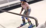 健身房滑雪機 兒童訓練室內滑雪機 安徽室內滑雪練習機廠家