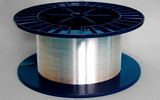 金属涂层耐高温光纤
