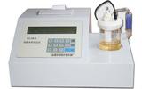 WS-100型微量水份测定仪