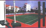 移动式升降网球柱/插入式网球柱