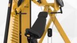 舒華大黃蜂系列力量器械 SH-G7801臥姿推胸訓練器