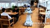 廠家供應送餐機器人傳菜迎賓機器人點餐語音機器人