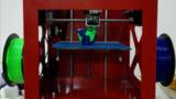 彩色混色3D打印机