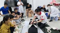 安徽省教育廳開展全省中小學體育骨干教師心肺復蘇與應急救護培訓