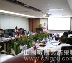 哈尔滨学院一行考察国泰安 探讨双创合作