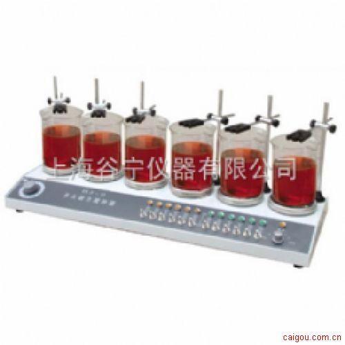 四头磁力搅拌器