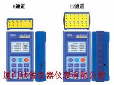 日本安立原装数显多通道温度计AM-8001