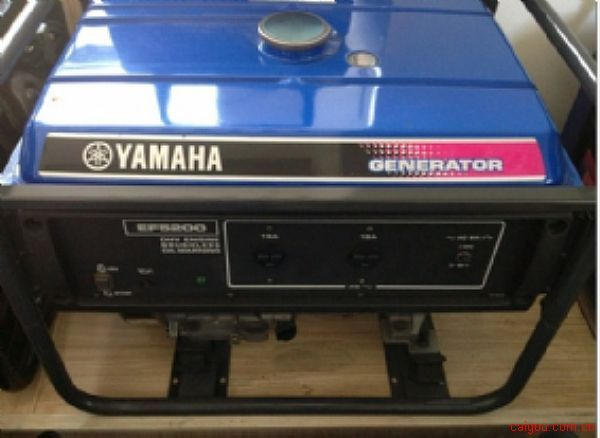 5kw雅马哈原装发电机组EF6600