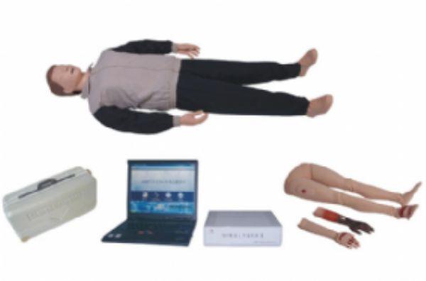 高級心肺復蘇模擬人(計算機控制)