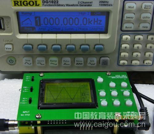 数字示波器/LCD数字存储示波器