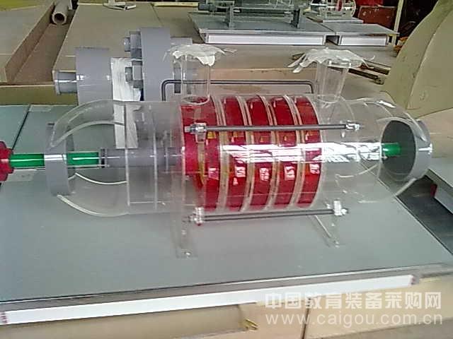 供应离心式压缩机模型 H型对称平衡型压缩机模型