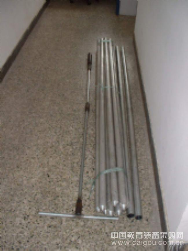 鋁合金中子測管和安裝土鉆