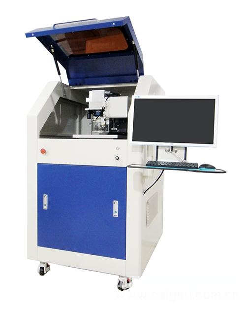 小幅面紫外激光精密加工設備 紫外激光直寫電路設備DL300U
