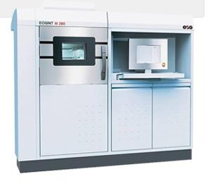 金屬粉末燒結系統——EOS M280 快速成型機