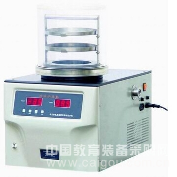 诺基仪器生产的冷冻干燥机(实用型)FD-1享受诺基仪器优质售后服务