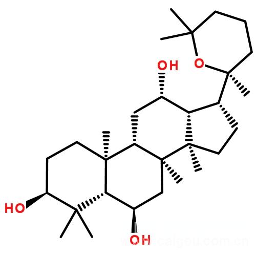 人参三醇,人参三醇32791-84-7,中药标准品,对照品
