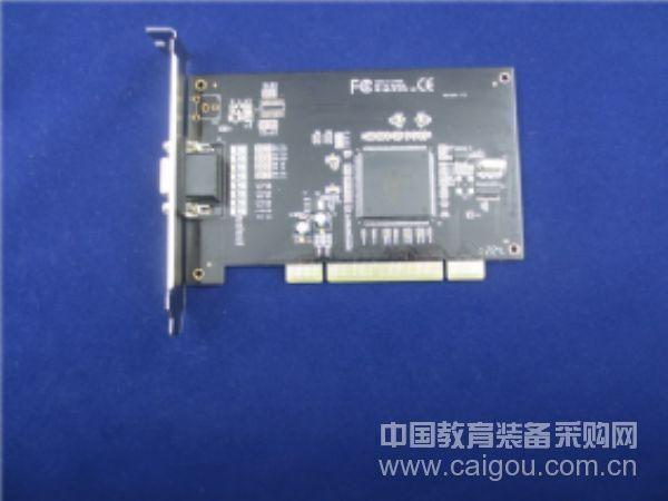 众禾时代 HV6404SD 安防监控PCI 4路采集卡