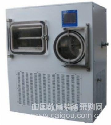 中小型生产型方仓冷冻干燥机6kgs~10kgs/24h(硅油加热)