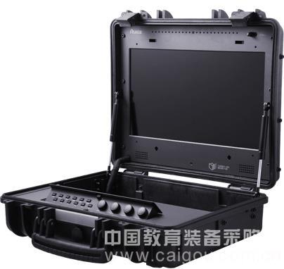 瑞鸽监视器外景便携箱载式TL1730HDA-CO