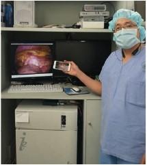 外科手术流直播 让医疗培训更为有效