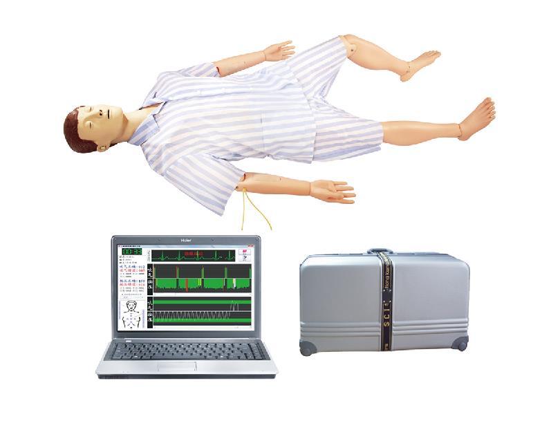 多功能急救护理训练模拟人 上海秉恪科教设备有限公司